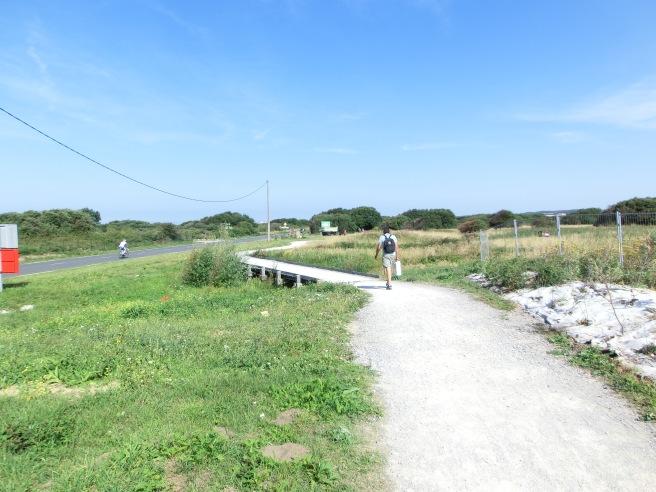 Audresselles ambleteuse 3km de voie verte dans la nature for Dans cette voie