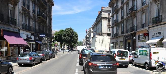 Avenue Sembat - V Hugo - Existant