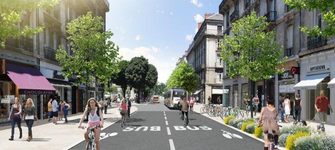 Avenue Sembat - V Hugo - Projet